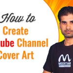 How to Create YouTube Channel Cover Art  2020