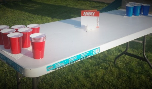 Table Top Pong Game
