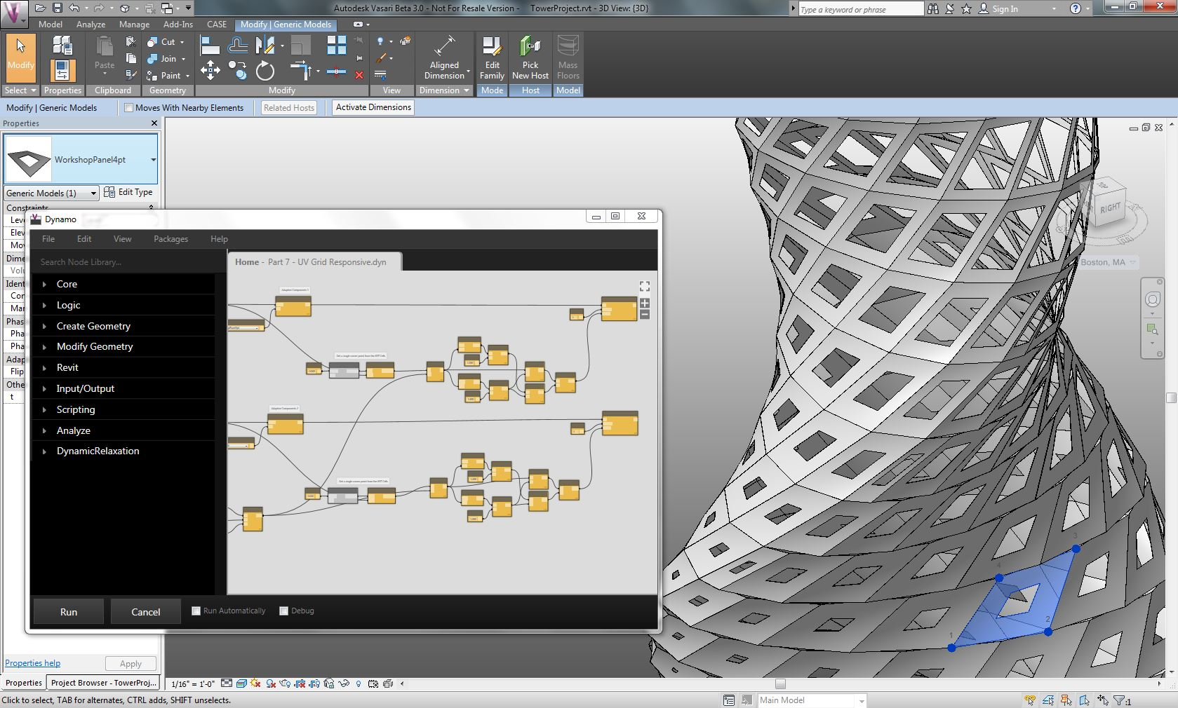 Dynamo Autumn Workshop Recap Dynamo Bim