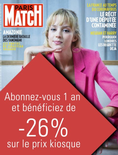 Magazine Paris Match Suisse - Presse people et actualité