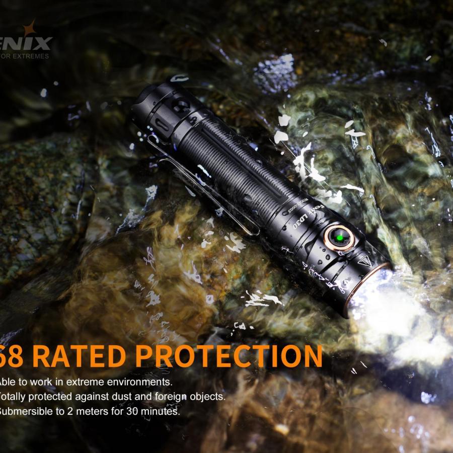 Vrecková LED baterka Fenix LD30