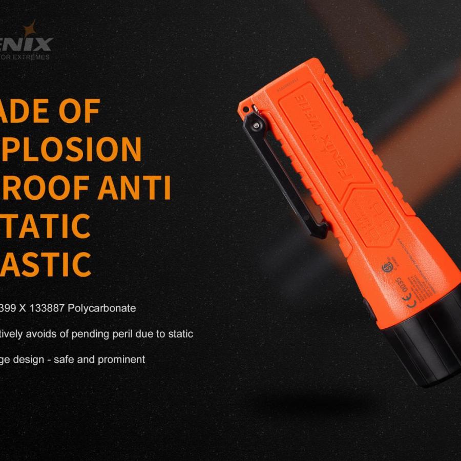 LED svietidlo Fenix WF11E ATEX