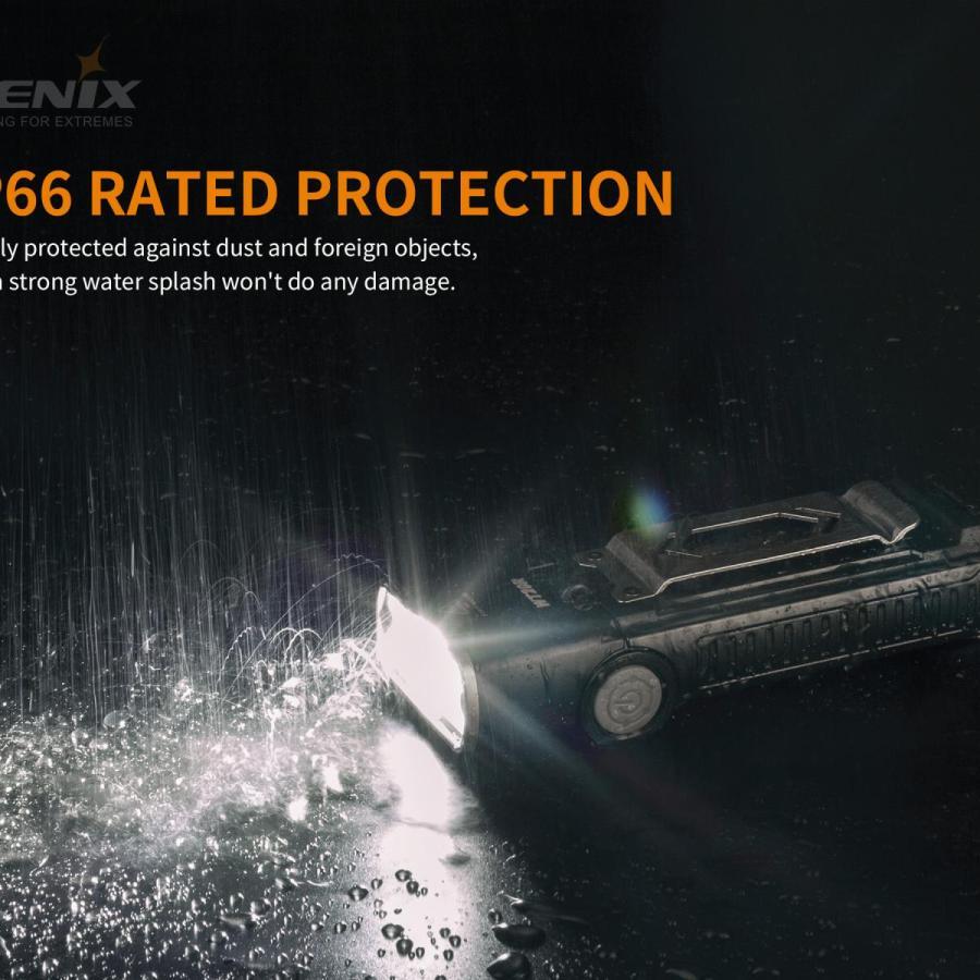 Nabíjacia LED baterka Fenix WT20R
