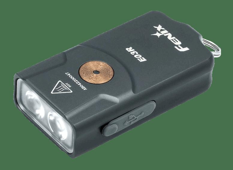Nabíjacia LED baterka Fenix E03R