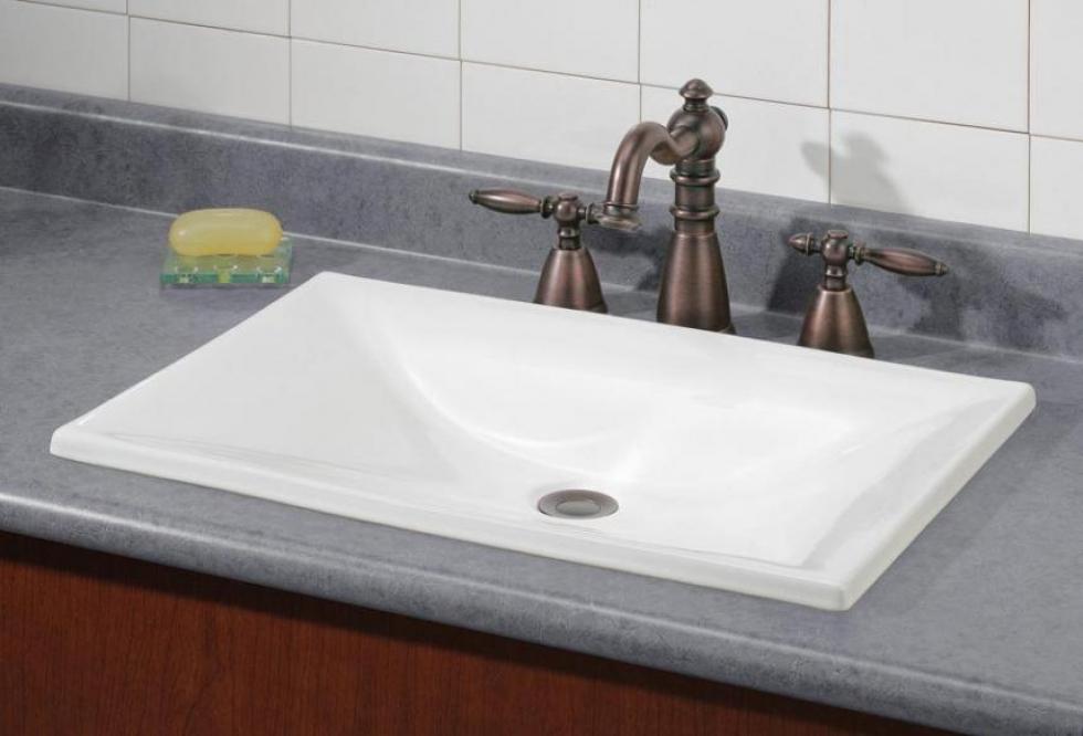 cheviot estoril drop in sink