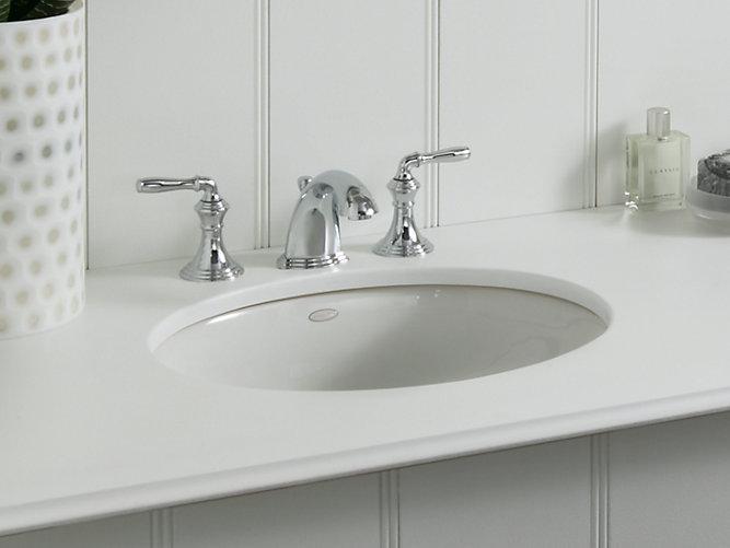 kohler caxton 17 undermount sink