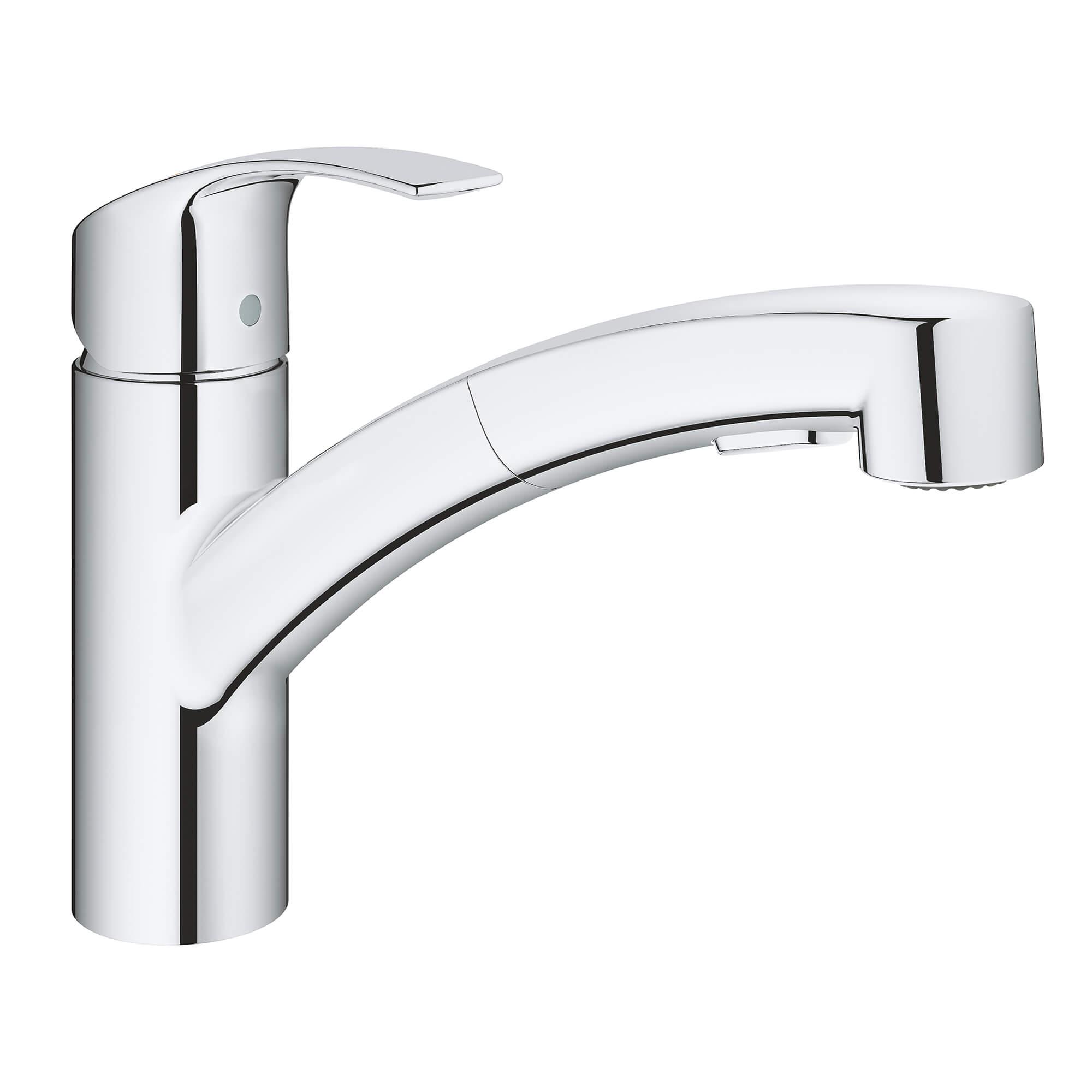grohe eurosmart kitchen faucet