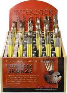 Interlock Bronze Assortment
