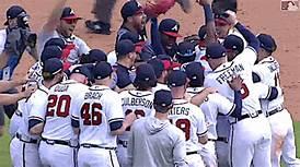 A Bundle of Braves.