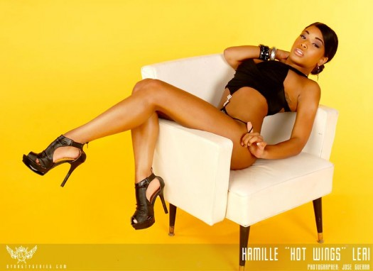 "Kamille ""Hot Wings"" Leai from Real Chance to Love 2 - Dynasty TV"