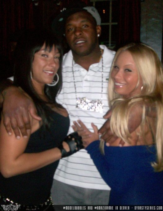 Bubbles and Amazin Amie hosting in Denver