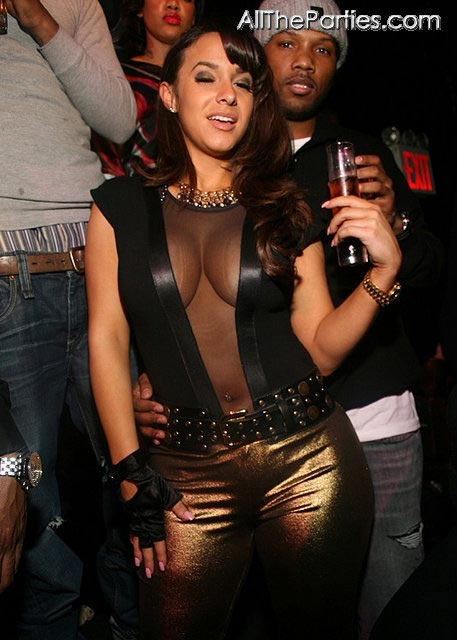 Pics of Tammy Torres in NY @ Fame & Fortune Fridays