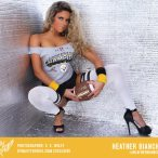 At Least Steeler Fans have Heather Bianchi - courtesy of C.E. Wiley