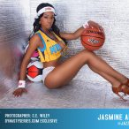Double Jasmine's: Jasmine Cruz and Jasmine Adams - courtesy of C.E. Wiley