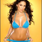 Carissa Rosario in SHOW Latina - scans courtesy of Cutie Central