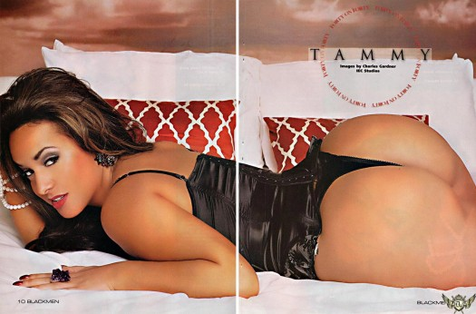 Tammy Torres in Blackmen 40 on 40 - courtesy of IEC Studios