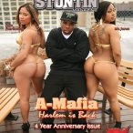 Previews of Straight Stuntin Issue #17 - Alesha Bell, Candy, and Achonti Shanise