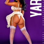 Yaris Sanchez: Pin Up Cup Cake - courtesy of Del Anthony