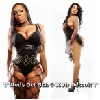 New pics: Mena Monroe and Deelishis Courtesy of KOD Detroit