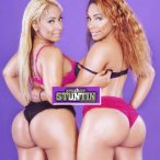 Previews of New Issue of Straight Stuntin: Rosa Acosta, Ashley Logan and more