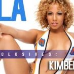 Kimbella: NBA Christmas Gift - courtesy of Jose Guerra and TSD Agency