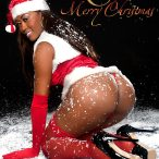 DynastySeries Christmas - More Pics of Raven Athena: Mrs. Claus - courtesy of Frank D Photo