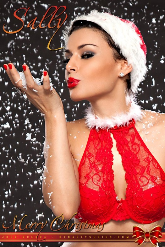 DynastySeries Christmas: Sally Ferreira - courtesy of Jose Guerra