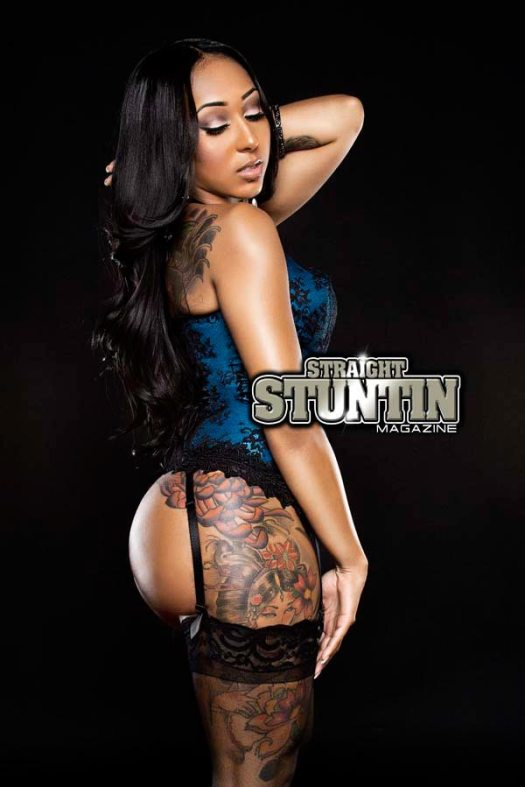 Wankaego Preview from new issue of Straight Stuntin