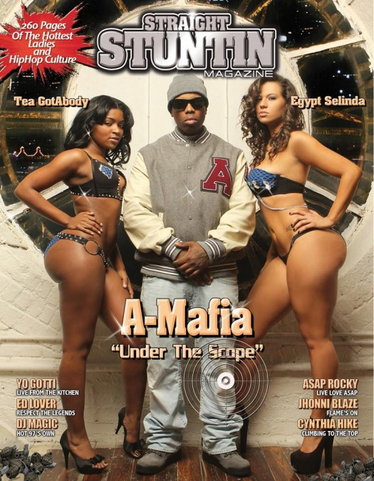 Pic of the Day: New Issue of Straight Stuntin