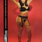 Destiny Moore in the latest issue of Straight Stuntin