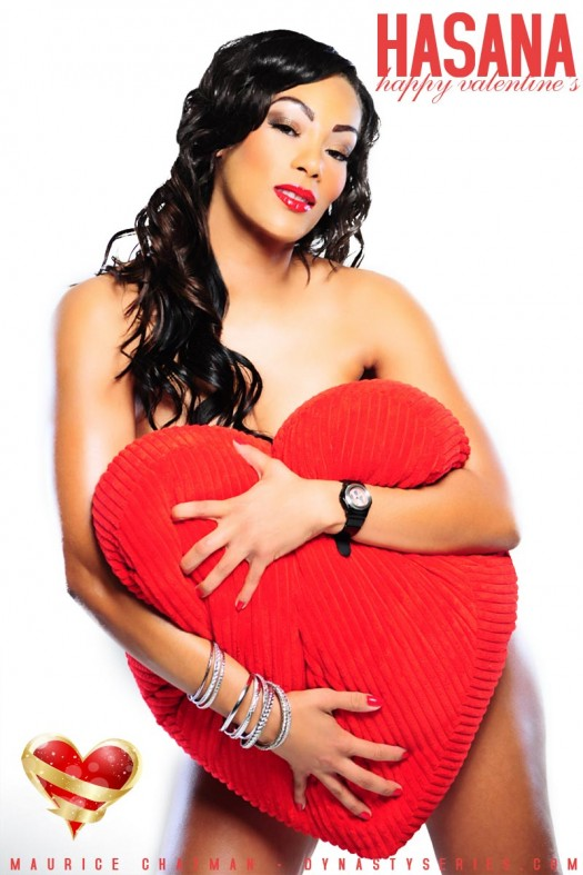 Hasana Nvus: Valentine's After Dark - courtesy of Maurice Chatman
