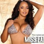 Miss Faren in the latest issue of Dynasty Magazine - courtesy of Skorpion Entertainment