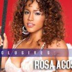 Happy Valentine's with Rosa Acosta - courtesy of Jose Guerra