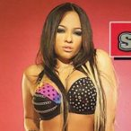 Stephanie Santiago in the latest issue of Straight Stuntin