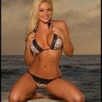 Heather Shanholtz feature in TapouT - Aaron Riveroll