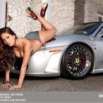 DynastySeries TV: Maria Allure: Ferrari - Joe Guerra - Artistic Curves - Future Kicks