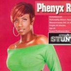 Phenyx Rose @PhenyxRose in latest issue of Straight Stuntin - Rho Photos