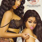 Ason Productions presents: Wankaego @Wankaego and Blac Chyna @blacchyna_mia- Blackmen Magazine