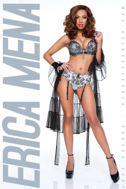 More Exclusive Pics of Erica Mena @Erica_Mena: Too Hot for TV - Jose Guerra