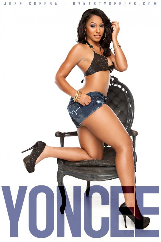 Exclusive Pics of Yoncee @Yoncee - Jose Guerra - Face Time Agency