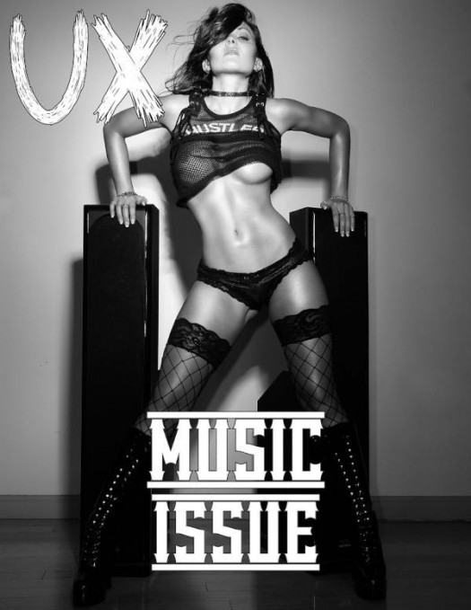 Get New Issue 10 of UX Magazine: Music Issue - Rho Photos