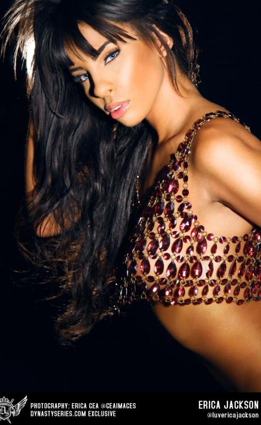 DSAfterDark: Erica Jackson @LuvEricaJackson - The Amazing Ms. Jackson - Eric Gea