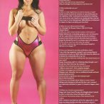 Rosee @FrenchRoseBud in Straight Stuntin Issue #22