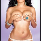 Sheneka Adams @iamShenekaAdams in SHOW Magazine - scans courtesy of CutieCentral