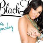 Yaris Sanchez @yaris_sanchez on the cover of SHOW Black Lingerie