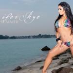 Jennifer Skye @itsJenSkye - End of Summer Part 2 - Frank D Photo - Artistic Curves