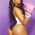 Kyra Chaos @KyraChaos in Blackmen Magazine