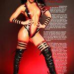 Dayami Padron @DayamiPadron and Black Tape Project in Shock Magazine - Venge Media