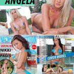 Kristal Solis @KristalSolis - Get The Menz Collection Swimsuit Issue - DW Images