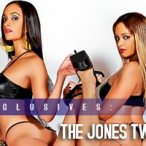 The Jones Twins @TheJonesTwins88 - Introducing - Del Anthony